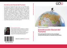 Обложка Construcción Social del Turismo