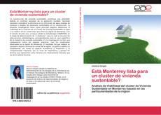 Обложка Está Monterrey listo para un cluster de vivienda sustentable?