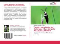Bookcover of Estudio taxonómico de Elateridae (Col.) del Valle del Cauca-Colombia