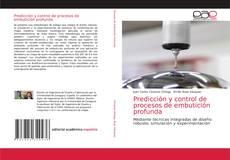 Couverture de Predicción y control de procesos de embutición profunda