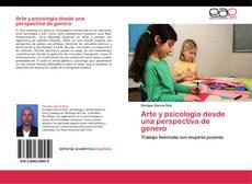 Buchcover von Arte y psicologia desde una perspectiva de genero