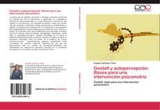 Portada del libro de Gestalt y autopercepción. Bases para una intervención psicomotriz