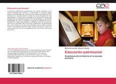 Capa do livro de Educación patrimonial