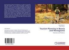 Tourism Planning in Bosnia and Herzegovina的封面