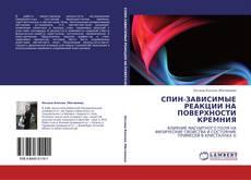Bookcover of СПИН-ЗАВИСИМЫЕ РЕАКЦИИ НА ПОВЕРХНОСТИ КРЕМНИЯ