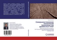 Bookcover of Совершенствование технологии производства древесных плит