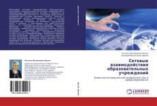 Обложка Сетевые взаимодействия образовательных учреждений