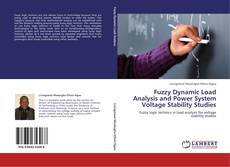 Portada del libro de Fuzzy Dynamic Load Analysis and Power System Voltage Stability Studies