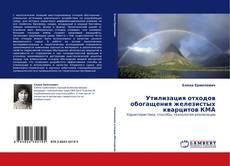 Bookcover of Утилизация отходов обогащения железистых кварцитов КМА