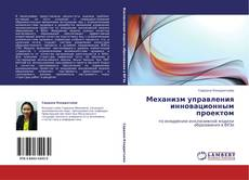 Bookcover of Механизм управления инновационным проектом