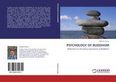 Buchcover von PSYCHOLOGY OF BUDDHISM