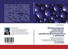 Borítókép a  Молекулярные комплексы цинк(II)тетра-третбутилфталоцианина с аминами - hoz