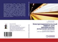 Bookcover of Электрогидроимпульсный эффект для динамических испытаний вагонов