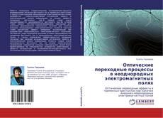 Обложка Оптические переходные процессы в неоднородных электромагнитных полях