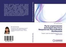 Обложка Пути укрепления доходов местных бюджетов Республики Калмыкия