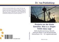 Borítókép a  Piraterie vor der Küste Somalias. Was u.a. Jürgen Trittin dazu sagt - hoz