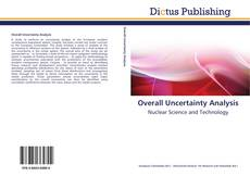 Bookcover of Overall Uncertainty Analysis