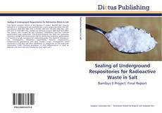 Bookcover of Sealing of Underground Respositories for Radioactive Waste in Salt
