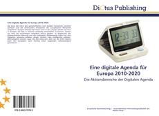 Bookcover of Eine digitale Agenda für Europa 2010-2020