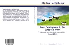 Portada del libro de Rural Development in the European Union