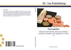 Portada del libro de Corrupción