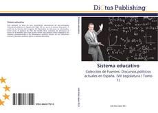Обложка Sistema educativo