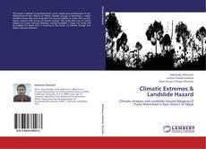 Обложка Climatic Extremes & Landslide Hazard