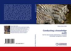 Bookcover of Conducting a knowledge audit