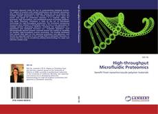 Copertina di High-throughput Microfluidic Proteomics