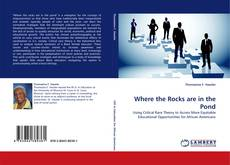 Couverture de Where the Rocks are in the Pond