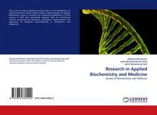 Capa do livro de Research in Applied Biochemistry and Medicine