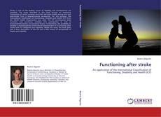 Buchcover von Functioning after stroke