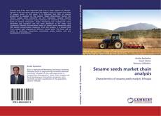 Bookcover of Sesame seeds market chain analysis