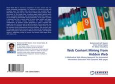 Bookcover of Web Content Mining from Hidden Web