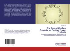 Bookcover of The Radon-Nikodym Property for Positive Tensor Products