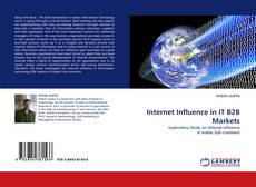 Internet Influence in IT B2B Markets的封面