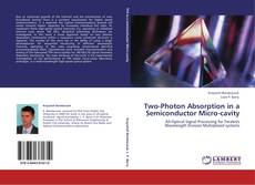 Bookcover of Two-Photon Absorption in a Semiconductor Micro-cavity