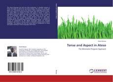 Tense and Aspect in Ateso kitap kapağı