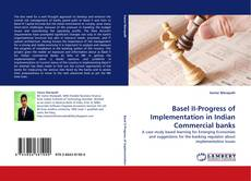 Bookcover of Basel II-Progress of Implementation in Indian Commercial banks