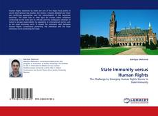 Bookcover of State Immunity versus Human Rights