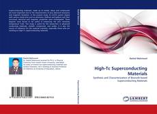 High-Tc Superconducting Materials的封面