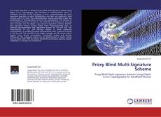 Bookcover of Proxy Blind Multi-Signature Scheme