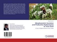 Copertina di Morphometric Variation and Productive Performance of Terai Goat