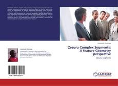 Bookcover of Zezuru Complex Segments: A feature Geometry perspective
