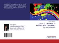 Обложка Color as a Method of Influence on Consumers