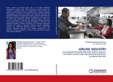 Bookcover of AIRLINE INDUSTRY