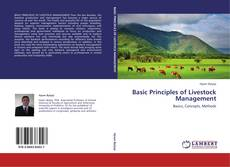 Bookcover of Basic Principles of Livestock Management