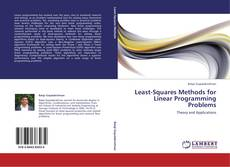 Bookcover of Least-Squares Methods for Linear Programming Problems