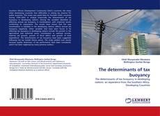 Copertina di The determinants of tax buoyancy