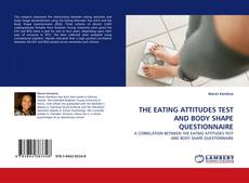 Buchcover von THE EATING ATTITUDES TEST AND BODY SHAPE QUESTIONNAIRE